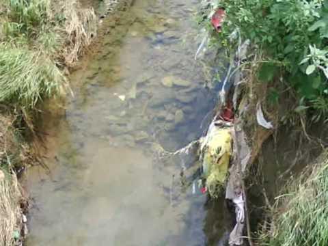 Contaminaciòn de rios