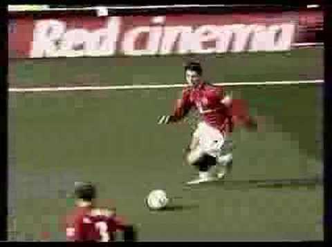 C.Ronaldo vs Ashley Cole