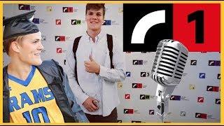 LIELĀ INTERVIJA AR LATVIJAS RADIO (PILNA) Gustavs un Baiba