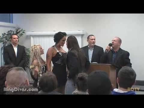 RingDivas.com 2009 Press Conference Pt.2 (Womens Wrestling)