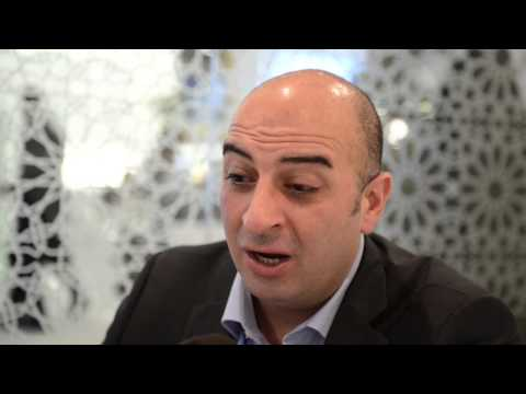 Kyp Charalambous, director international leisure sales, Atlantis The Palm