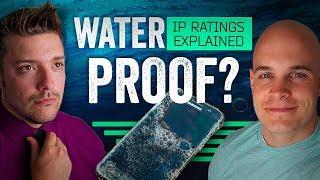 "Your ""Waterproof"" Phone ... Isn't"