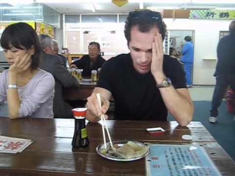How To Eat Live Squid