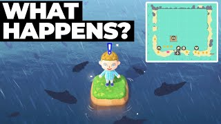 What Happens If You FLOOD Your Island In Animal Crossing New Horizons?