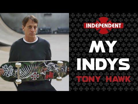 Tony Hawk No Grooves No Problem | My Indy's