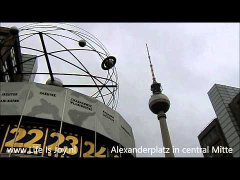 Berlin Germany travel guide site seeing visiting Europe's largest railway and much more.