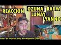 Ozuna   Luz Apaga Feat. Lunay, Rauw Alejandro & Lyanno  (REACCIÓN)