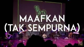 Potatone - Maafkan (Tak Sempurna) @ Hatta Arts Festival 2019 PPI Rotterdam