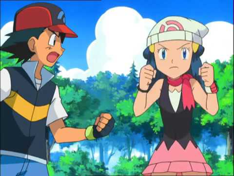 Pokémon Diamond and Pearl Episode 29   The Champ Twins! thumbnail
