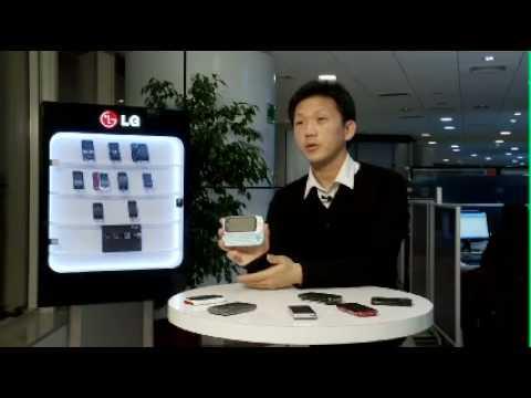 LG C205 Video clips
