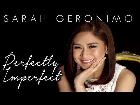 Perfectly Imperfect  (official Music Video) Sarah Geronimo video