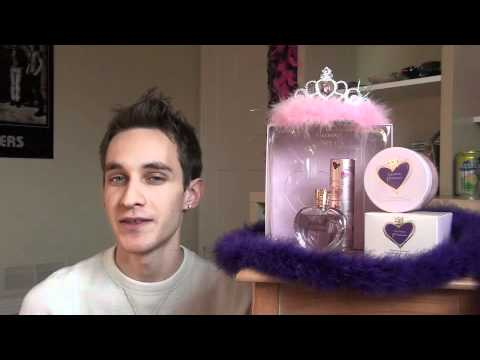 Here is my perfume review for the Vera Wang Princess fragrance collection