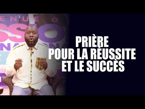 Prière ATOMIQUE pour provoquer la réussite et le succès ~ Révérend Bertrand RIM