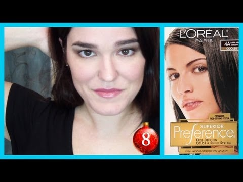 Loreal Superior Preference Review: Full Demo and Tips for Home Hair Coloring!