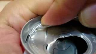 Alcohol stove tutorial: How to make perfect cuts on aluminum cans