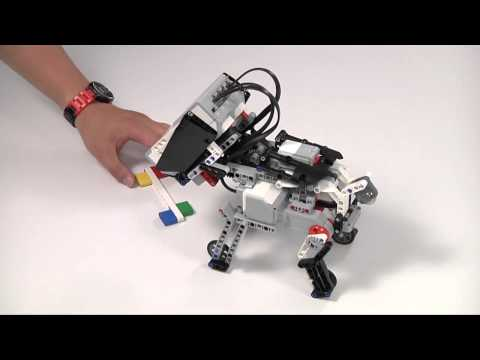 Proyecto 4: Puppy Lego Mindstorm EV3