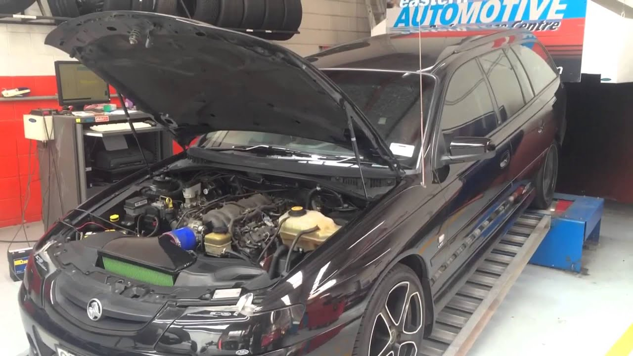 Just a quick tune with a o t r fitted at eastern for Easterns automotive group eastern motors