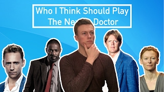 Who I Think Should Play The Next Doctor   Zack Attree