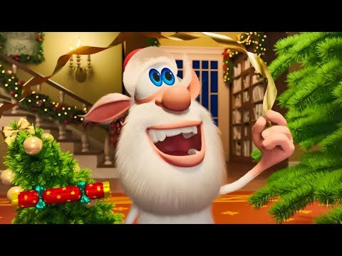 Booba Christmas eve 🎄 Funny cartoons Super ToonsTV thumbnail