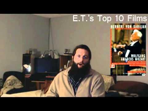 E.T.'s Film Review - E.T.'s Top 10