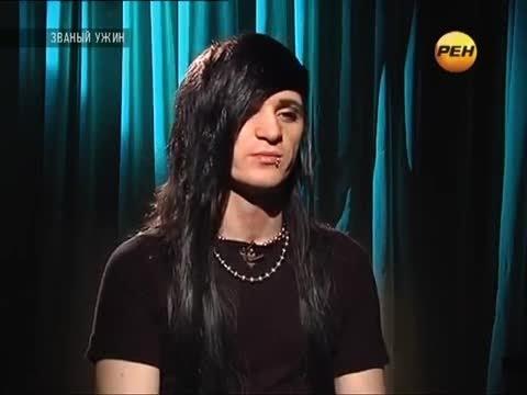 Званый Ужин (18.11.2013). Неделя 301. День 1 - Владимир Пташник