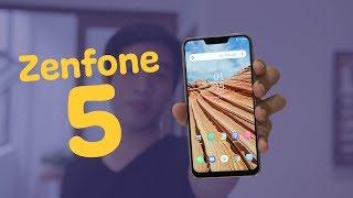 Trên tay Asus Zenfone 5: Đẹp hơn trên TV, đẹp hơn ....iPhone X?