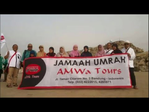 Jual tour and travel umroh murah