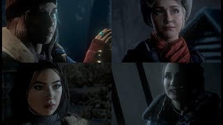 Two Best Friends Play Until Dawn Compilation