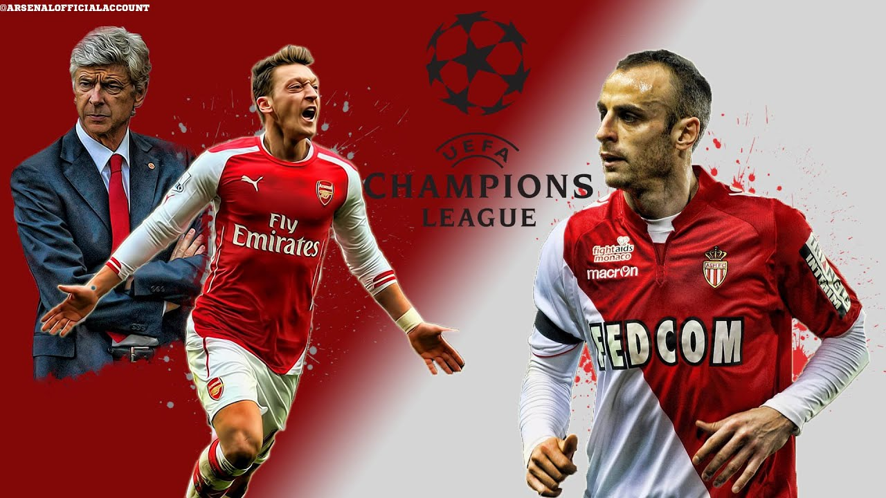 monaco v arsenal preview