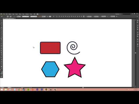 Adobe Illustrator CS6 for Beginners - Tutorial 27 - Awesome Selection Techniques