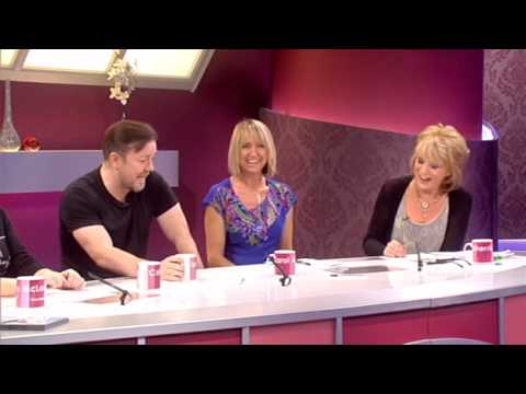 Loose Women│Ricky Gervais Interview│5th February 2010