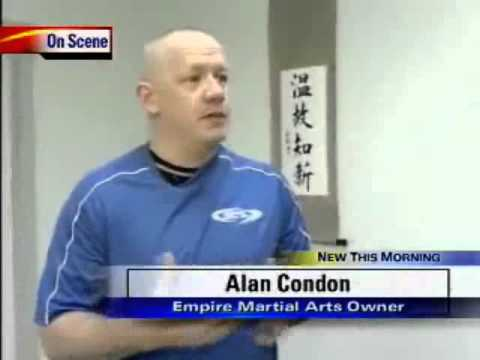 Empire Martial Arts Story Feature On Self-Defense