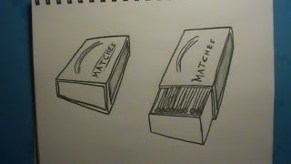 How to Draw a Box of Matches