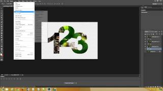 Clipping Mask: CorelDraw X6 Vs Photoshop CC