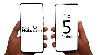 Realme 5 Pro Vs Redmi note 8 Pro 🔥🔥 64MP ultra Clear camera | 5000Mah | official launch date |