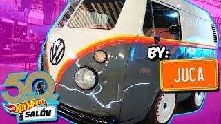 Por fin La Combi de JUCA | Convencion Hot Wheels Mexico 2018 | JUCA Leyenda Hot Wheels