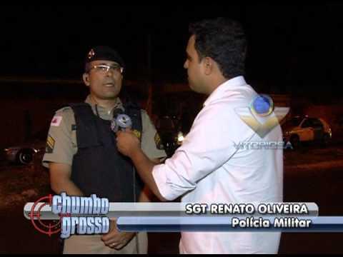 Grupo é detido com drogas e arma de fogo no Santa Mônica