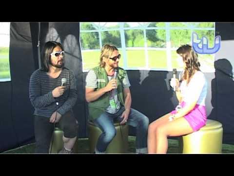 SUMMER PARTY 2011: Feeder Interview