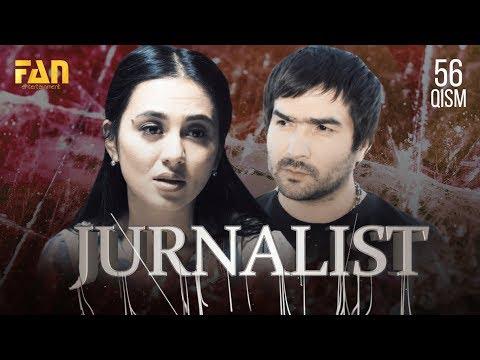 Журналист Сериали - 56 қисм | Jurnalist Seriali - 56 qism