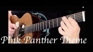 Download Lagu Pink Panther Theme - Fingerstyle Guitar Gratis STAFABAND