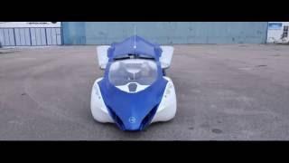بالفيديو | AeroMobil 3.0 | الكشف عن أول سيارة طائرة بالعالم