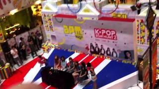 FanCam[ 4minute Interview @APM in HongKong] Kpop Star Hunt 2