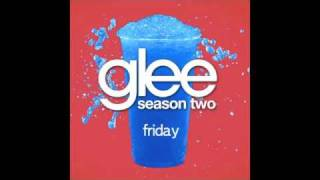 Watch Glee Cast Friday video
