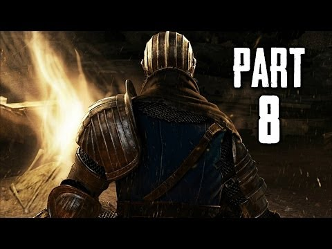 Dark Souls 2 Gameplay Walkthrough Part 8 - Ruin Sentinel Bosses (DS2)