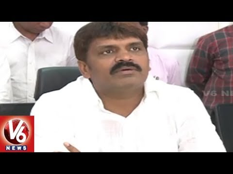 Hyderabad Mayor Bonthu Rammohan Conducts Trail-run Of GHMC Command Control Room | V6 News