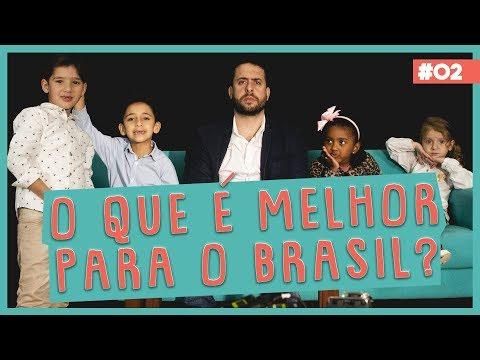 ELEIÇÕEZINHAS 2018: O BRASIL QUE AS CRIANÇAS QUEREM Vídeos de zueiras e brincadeiras: zuera, video clips, brincadeiras, pegadinhas, lançamentos, vídeos, sustos