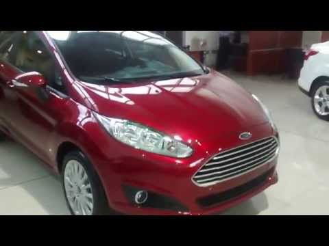 Ford Fiesta KInetic Design 0km 2014 / 2015 Buenos Aires Argentina