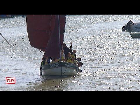 L'Aiguillon sur Mer : les élèves du Sourdy en balade