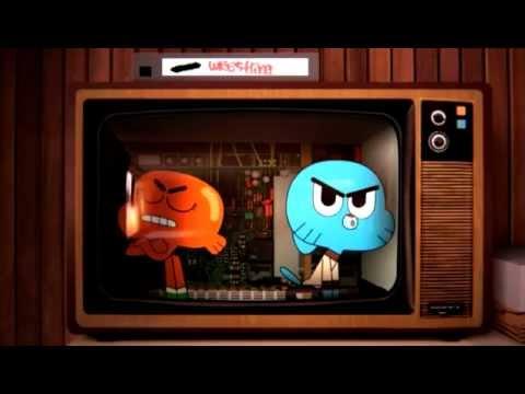 Cartoon Network Gumball Style Gangnam Style Spoof