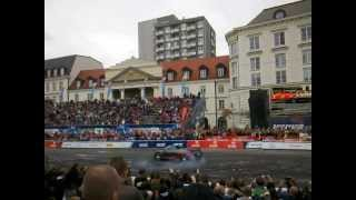 Verva Street Racing 2012 - Tuned supercars + Audi R8 MTM donuts and burnout